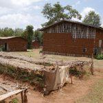 Piccole Serre nel villaggio di Lera