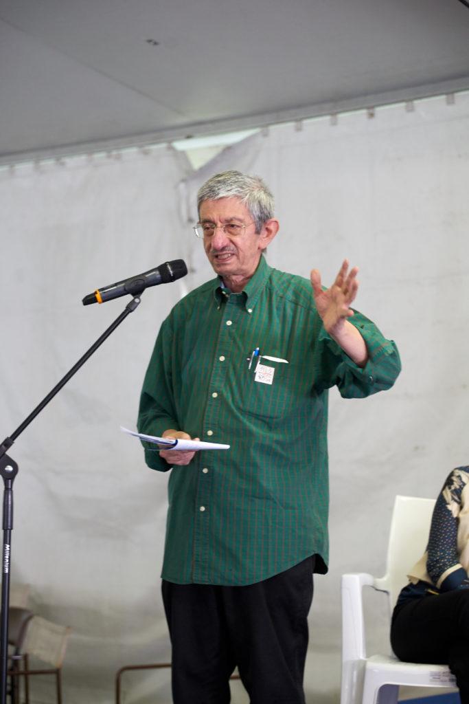 Luis Badilla morales